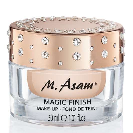 M. Asam MAGIC FINISH Make-up Mousse und MAGIC CONTOUR