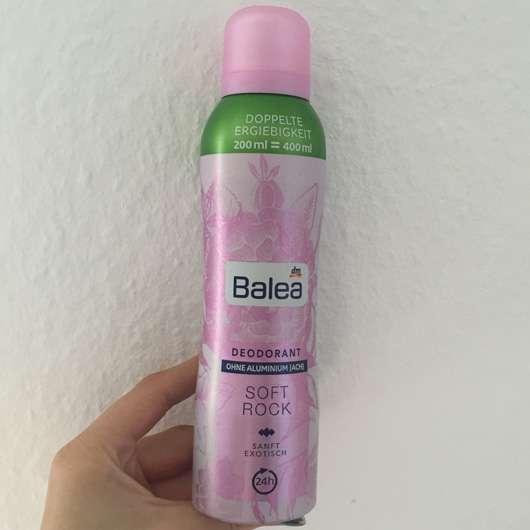 Balea Deodorant Spray Soft Rock