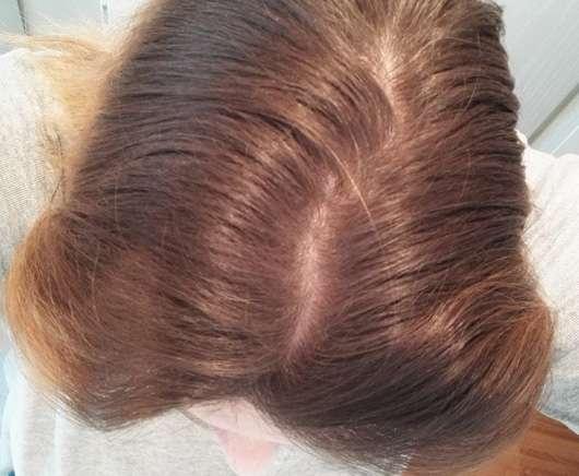 Batiste Hint of Colour Dry Shampoo medium & brunette Ergebnis