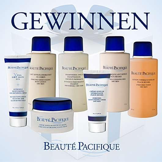 Winterpaket von Beauté Pacifique zu gewinnen