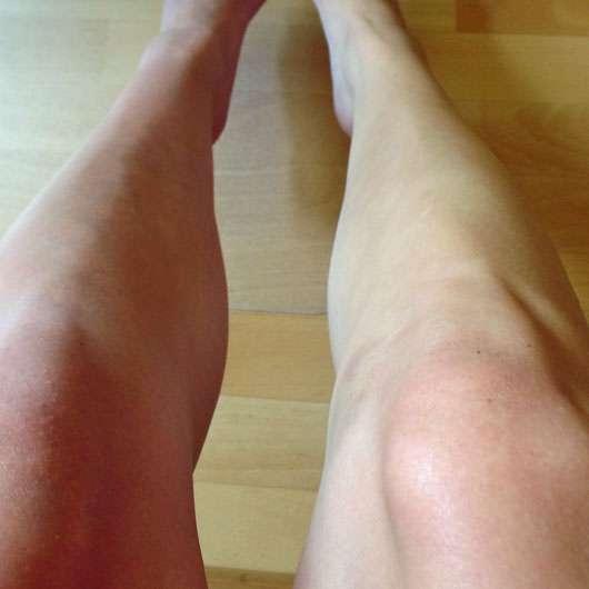 BIOTHERM Aqua-Gelée-Beine-nach-dem-cremen