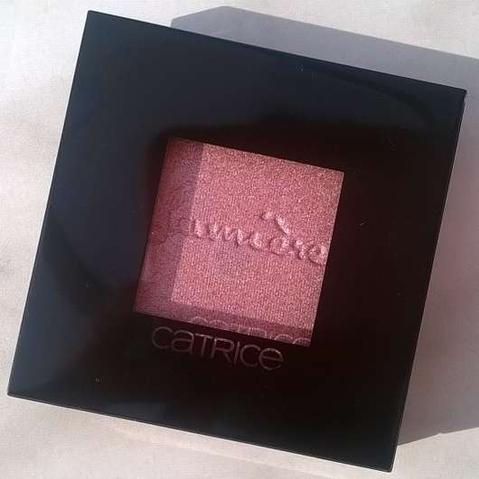 Catrice Prêt-à-Lumière Longlasting Eyeshadow, Farbe: 050 La Vie En Rose