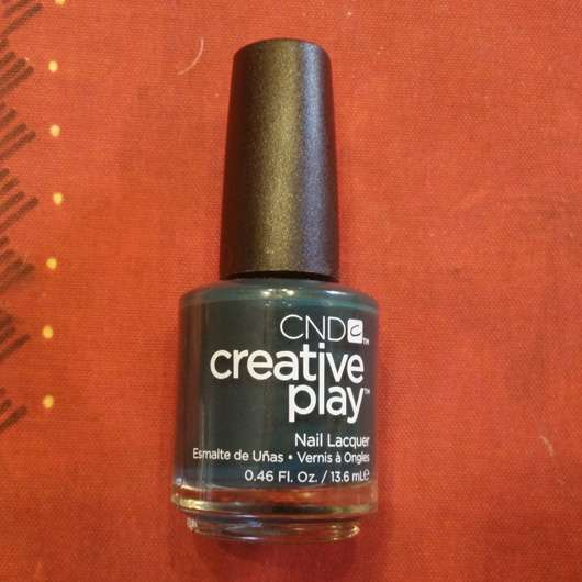 CND CREATIVE PLAY Nail Lacquer, Farbe: Cut To The Chase