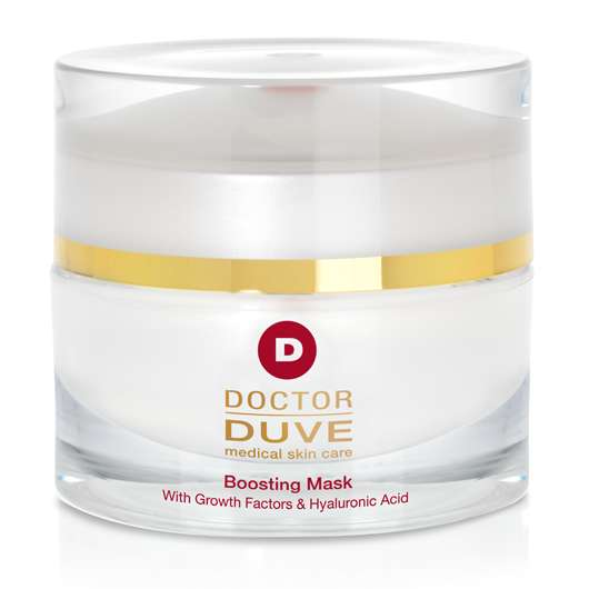 Premiumkosmetik von DOCTOR DUVE medical skin care mit luxuriöser Füllung zu gewinnen!