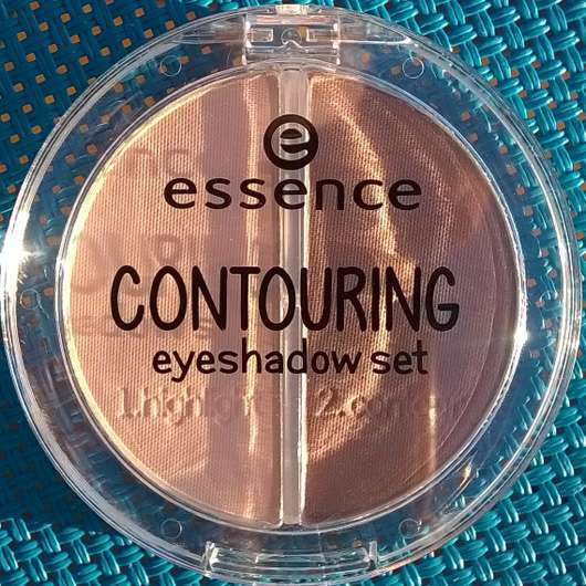essence contouring eyeshadow set, Farbe: 01 mauve meet marshmallows