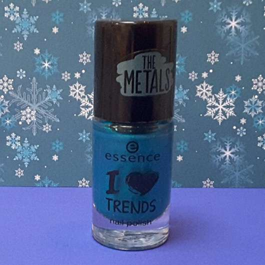 essence I love trends nail polish the metals, Farbe: 35 rock my soul