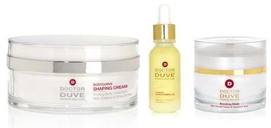 DOCTOR DUVE medical skin care Package