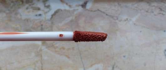 just cosmetics 8h velour matte-lip cream Farbe 060 drop it Applikator