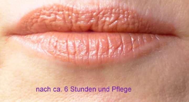 just cosmetics 8h velour matte-lip cream Farbe 060 drop it lippen