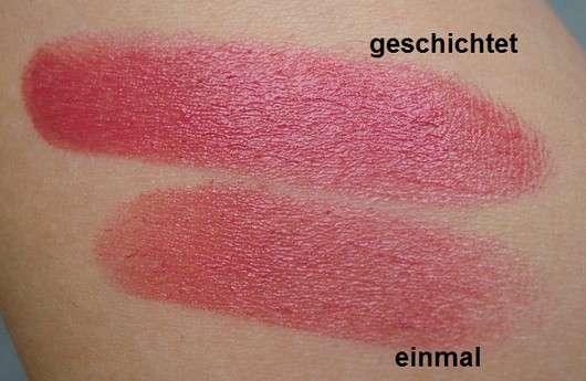just cosmetics sheer finish lipstick, Farbe: 110 ambition