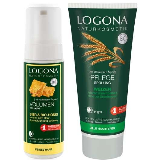 LOGONA Haarpflege Produkte