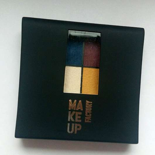 Make up Factory Mat Eye Colors, 420 Colors of a voyage (LE)