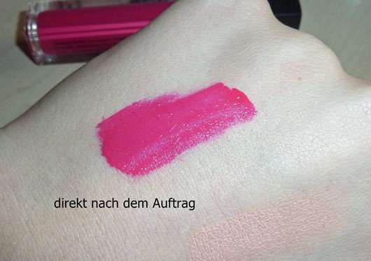Make up Factory Mat Lip Fluid longlasting, Farbe: 45 Ultra Pink