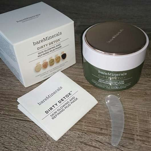 <strong>bareMinerals</strong> Dirty Detox Gesichtmaske