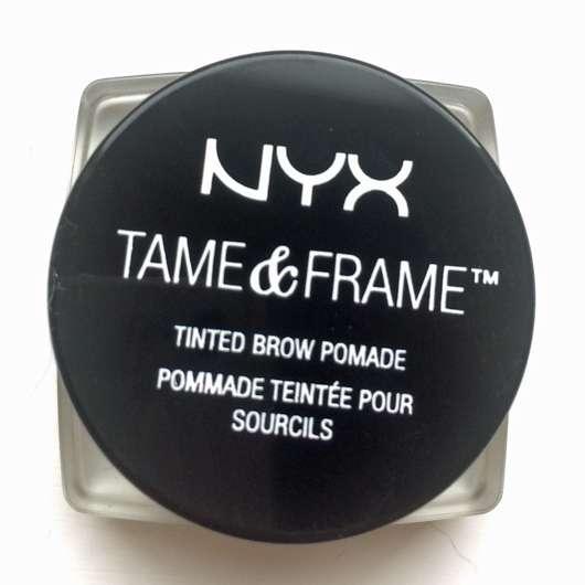 NYX Tame & Frame Tinted Brow Pomade, Farbe: 04 Espresso