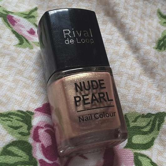 Rival de Loop Nude Pearl Nail Colour, Farbe: 603