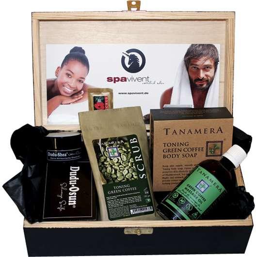 4×1 Spa Vivent Green Luxury-BeautyBox zu gewinnen
