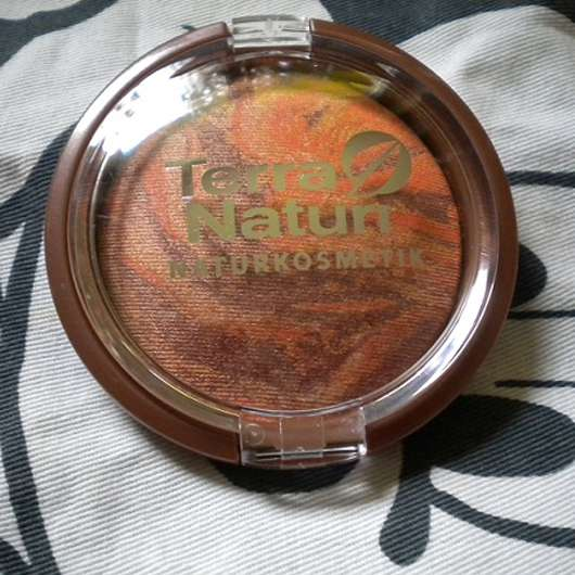 Terra Naturi Body & Face Shimmer Powder, Farbe: 02 African Dream