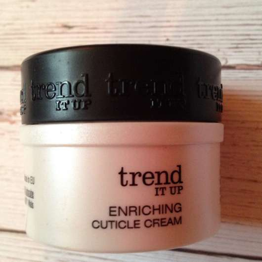 trend IT UP Enriching Cuticle Cream