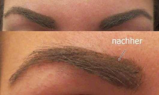 WUNDER2 WUNDERBROW Semi Permanent Eyebrows-Gel, Farbe: Brown