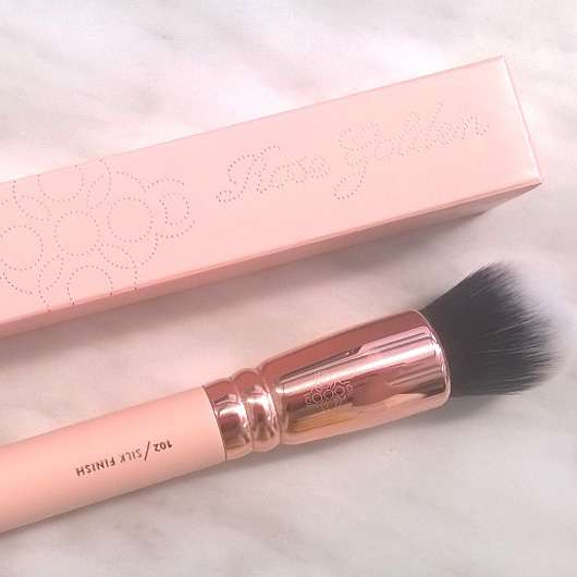 Zoeva 102 Silk Finish Rose Golden Vol. 2