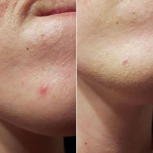 just cosmetics expert 16h puffy eyes concealer, Farbe: 010 light - Abdeckverhalten