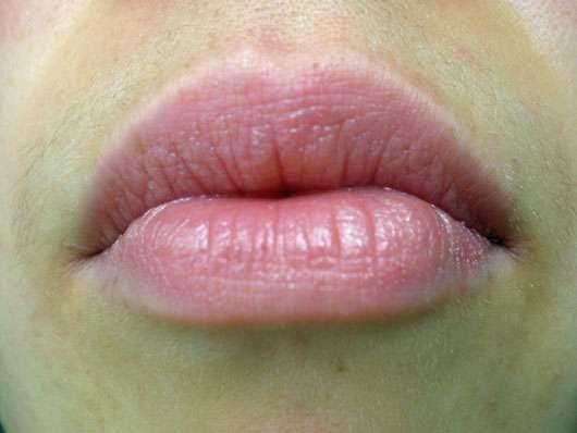alverde Lippenpflege Zarter Schimmer (LE) Lippen mit Lippenpflege