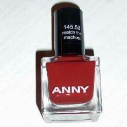 Produktbild zu ANNY Cosmetics Nagellack – Farbe: 145.50 match the machos! (LE)