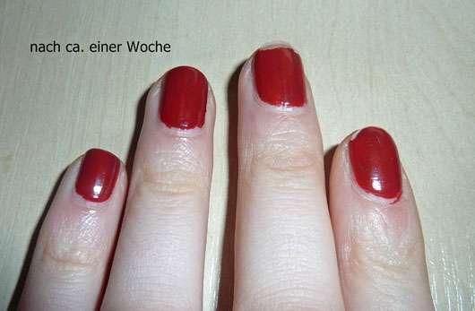 ANNY Nagellack, Farbe: 145.50 match the machos! (LE) nach einer Woche auf den Nägeln