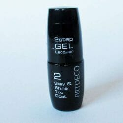 Produktbild zu ARTDECO 2Step Gel Lacquer Stay & Shine Top Coat