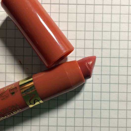 <strong>ASTOR</strong> Soft Sensation Lipcolor Butter - Farbe: 020 Flirt Natural