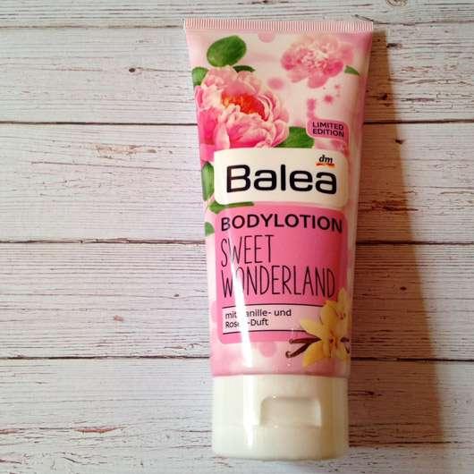 Balea Bodylotion Sweet Wonderland (LE) - Tube