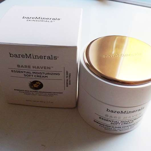 bareMinerals Bare Haven Essential Moisturizing Soft Cream