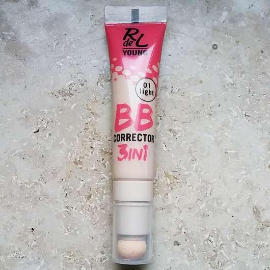 Rival de Loop Young BB Corrector, Farbe: 01 light Verpackung und Design