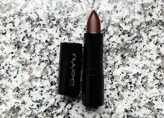 BeYu Pure Color & Stay Lipstick, Farbe: 136 Ruby Rebel - geöffnet