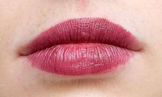 BeYu Pure Color & Stay Lipstick, Farbe: 136 Ruby Rebel -Lippen mit Farbe