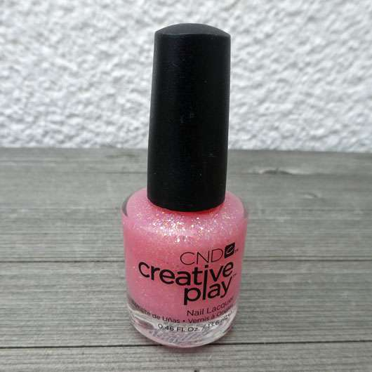 CND CREATIVE PLAY Nail Lacquer, Farbe: Pinkle Twinkle