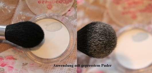 Puder mit Douglas Make-up Tapered Blending Shadow Brush
