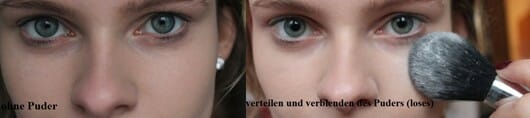 Gesichtsbilder - Douglas Make-up Tapered Blending Shadow Brush