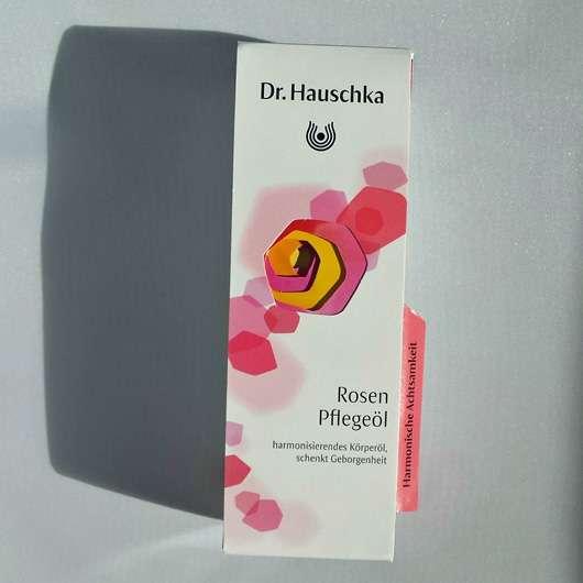 Dr. Hauschka Naturkosmetik Rosen Pflegeöl