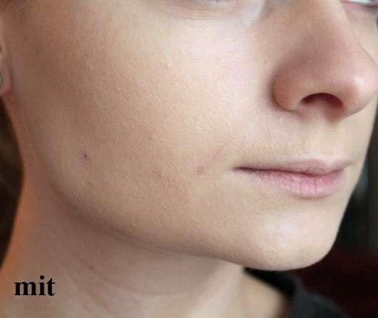 Tragebild mit essence camouflage 2in1 make-up & concealer, Farbe: 10 ivory beige