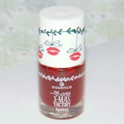 Produktbild zu essence the little x-mas factor liptint – Farbe: 01 all i want for x-mas is you (LE)