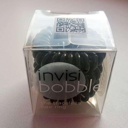 Ininvisibobble ORIGINAL Collection Haargummi, Farbe: True Black