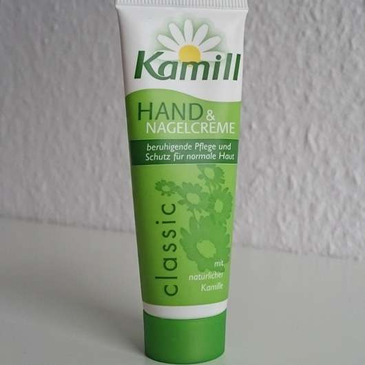 <strong>Kamill</strong> Hand- & Nagelcreme classic
