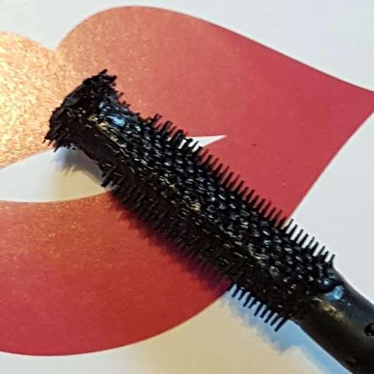 LCN Extreme WOW Effect Volume Mascara, Farbe: Schwarz - Bürste
