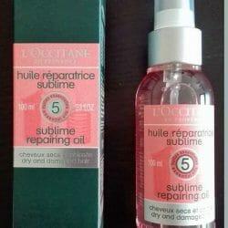 Produktbild zu L'Occitane Aromachologie Reparierendes Haaröl