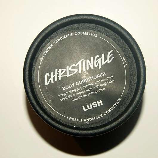 LUSH Christingle (Body Conditioner; LE) - Pott