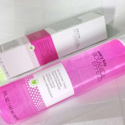 Mary Kay Botanical Effects Refreshing Toner