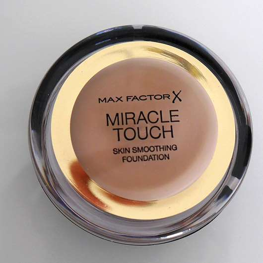 Max Factor Miracle Touch Foundation, Farbe: 060 Sand