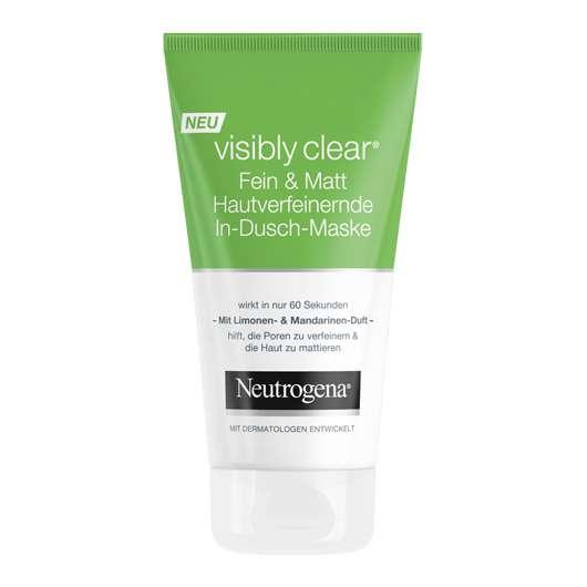 Neutrogena Gesichtsmaske für die Dusche